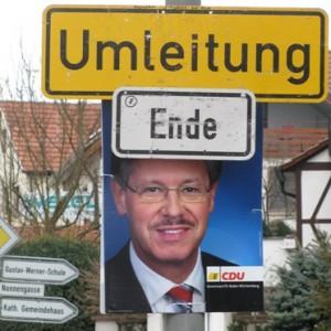 CDU am Ende