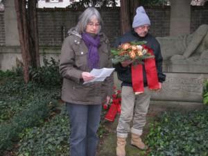 Petra Braun-Seitz und Hannes Seitz